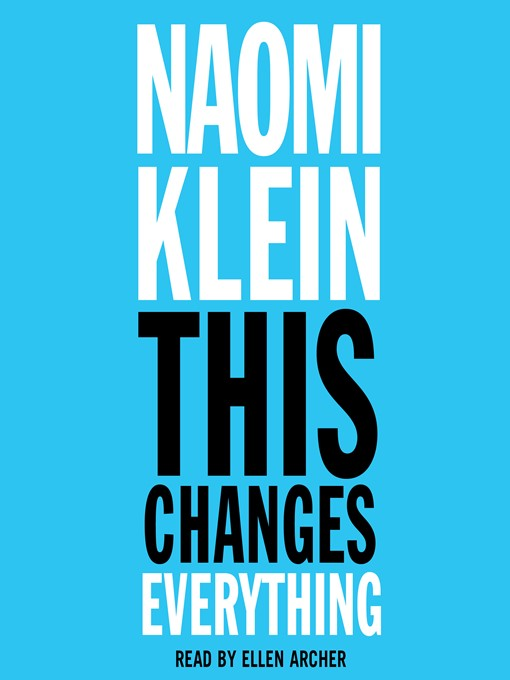 Cover of This Changes Everything