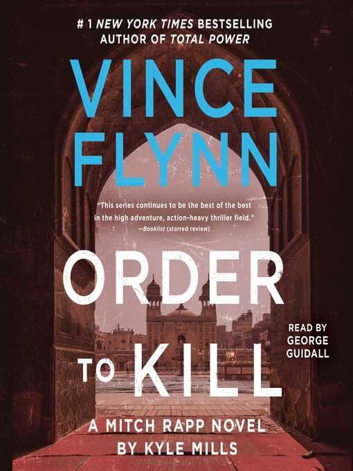Title details for Order to Kill by Vince Flynn - Wait list