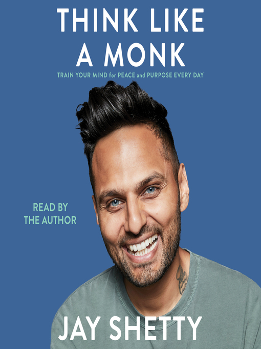Title details for Think Like a Monk by Jay Shetty - Wait list