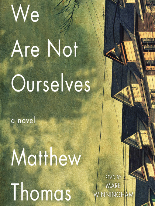 Title details for We Are Not Ourselves by Matthew Thomas - Wait list