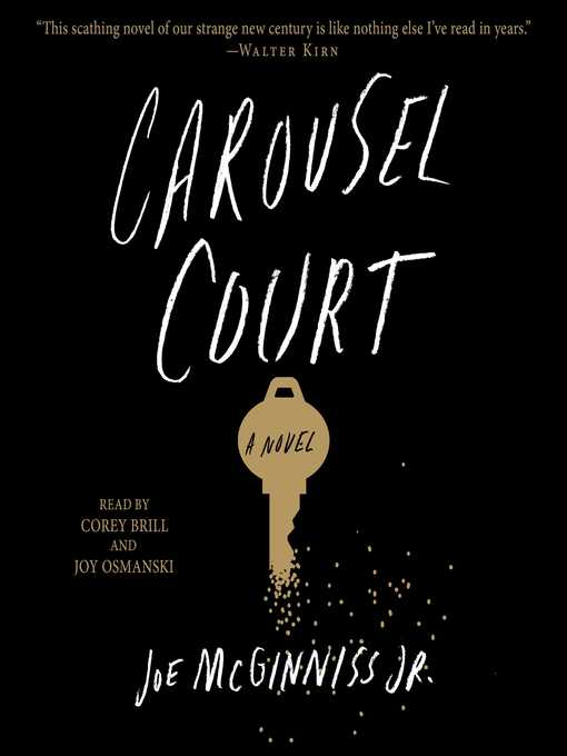 Title details for Carousel Court by Joe McGinniss - Available