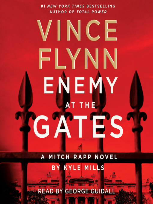 Title details for Enemy at the Gates by Vince Flynn - Wait list
