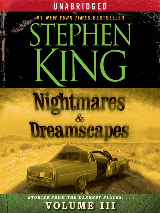 Title details for Nightmares & Dreamscapes, Volume III by Stephen King - Wait list