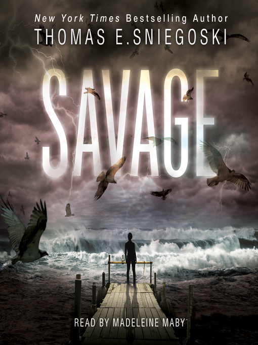 Title details for Savage by Thomas E. Sniegoski - Wait list