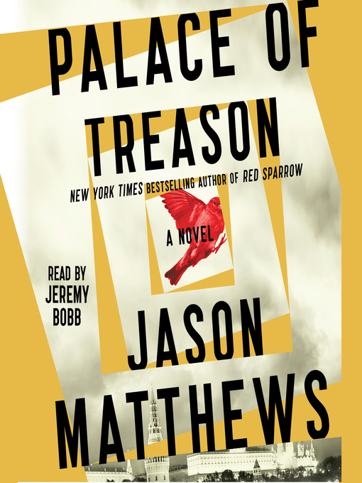 Title details for Palace of Treason by Jason Matthews - Available