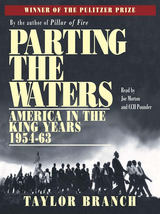 Title details for Parting the Waters by Taylor Branch - Available