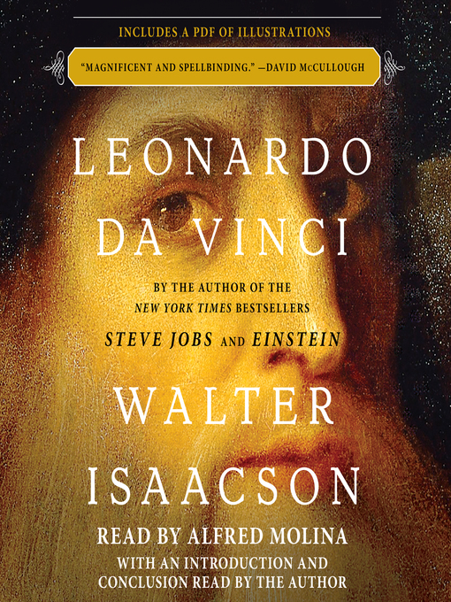 Title details for Leonardo da Vinci by Walter Isaacson - Wait list