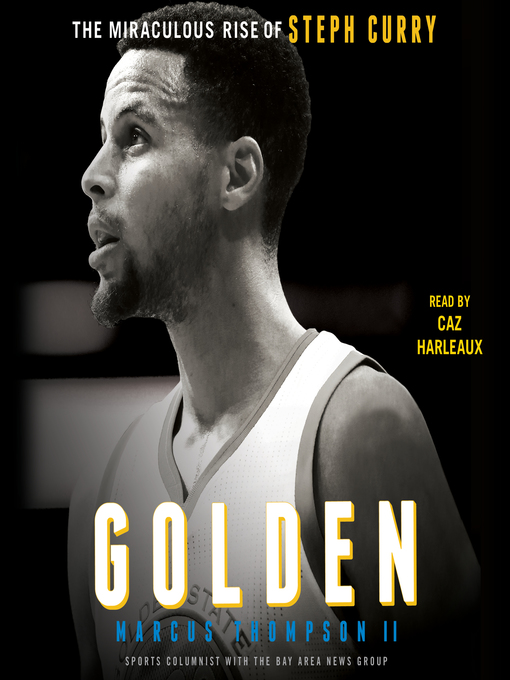 Title details for Golden by Marcus Thompson - Available