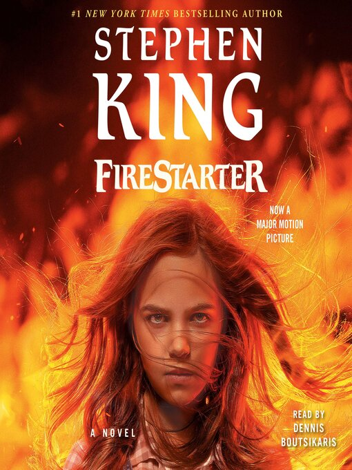 a review of the character of charlie mcgee in the novel firestarter by stephen king Stephen king – firestarter | review  title: firestarter author: stephen king type: fiction page count  charlie mcgee is a little pig-tailed girl with a.