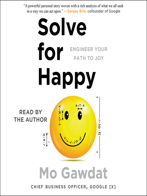 Title details for Solve for Happy by Mo Gawdat - Wait list