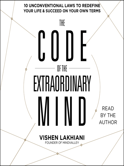 Title details for The Code of the Extraordinary Mind by Vishen Lakhiani - Wait list