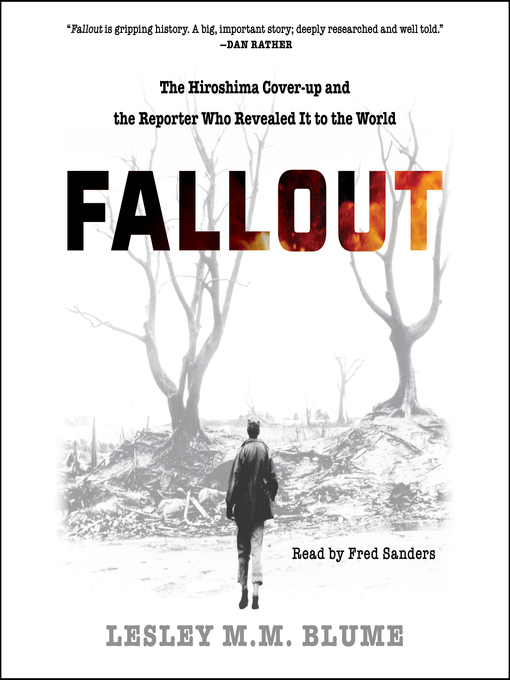 Title details for Fallout by Lesley M.M. Blume - Available