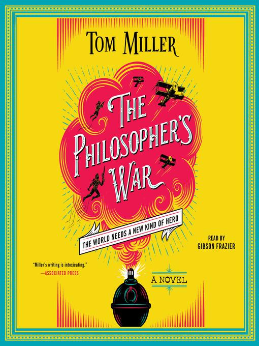 Title details for The Philosopher's War by Tom Miller - Wait list