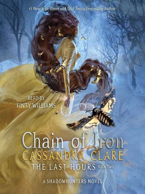 Title details for Chain of Iron by Cassandra Clare - Available