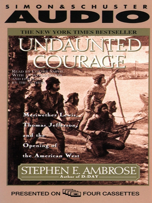 Cover of Undaunted Courage