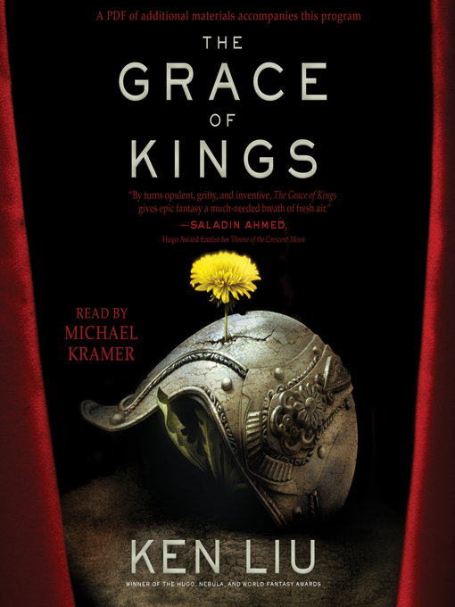 Title details for The Grace of Kings by Ken Liu - Wait list