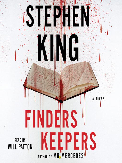 Title details for Finders Keepers by Stephen King - Wait list