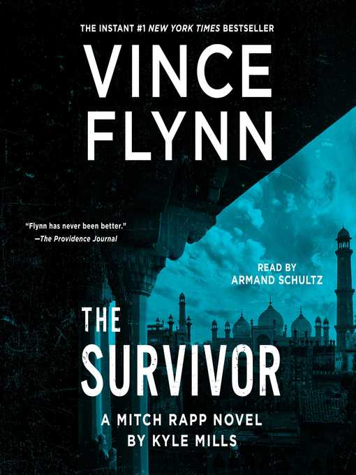 Title details for The Survivor by Vince Flynn - Wait list