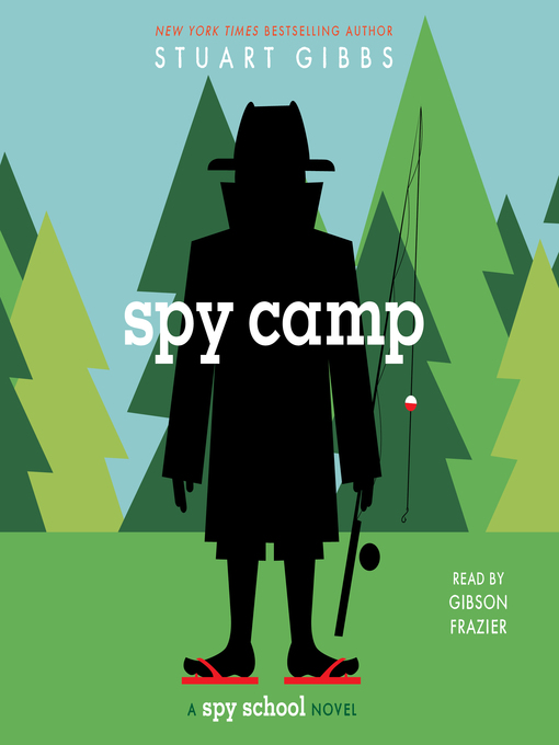 Spy Camp Spy School Series, Book 2