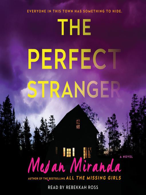 Title details for The Perfect Stranger by Megan Miranda - Wait list