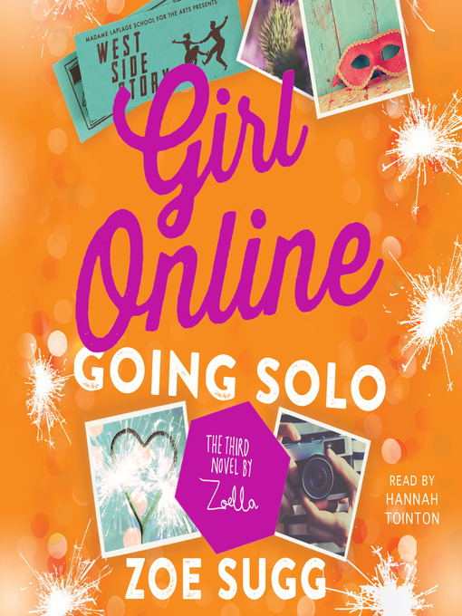 Title details for Going Solo by Zoe Sugg - Wait list