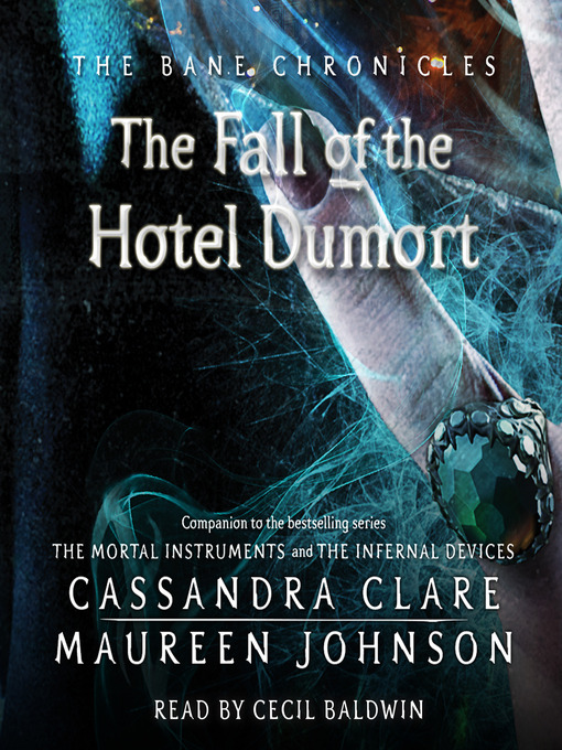 Cover of The Fall of the Hotel Dumort