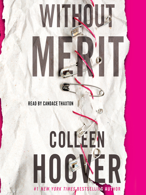 Title details for Without Merit by Colleen Hoover - Wait list