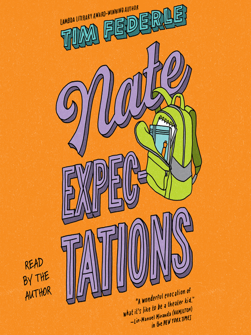 Title details for Nate Expectations by Tim Federle - Wait list