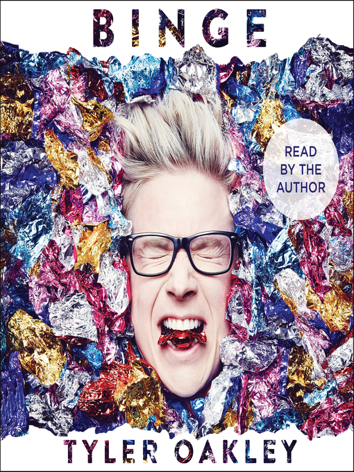 Title details for Binge by Tyler Oakley - Wait list