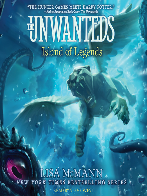 Title details for Island of Legends by Lisa McMann - Available