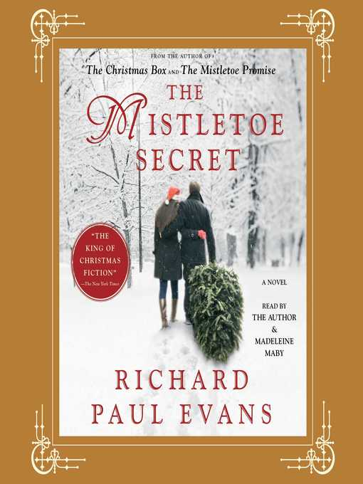 Cover of The Mistletoe Secret