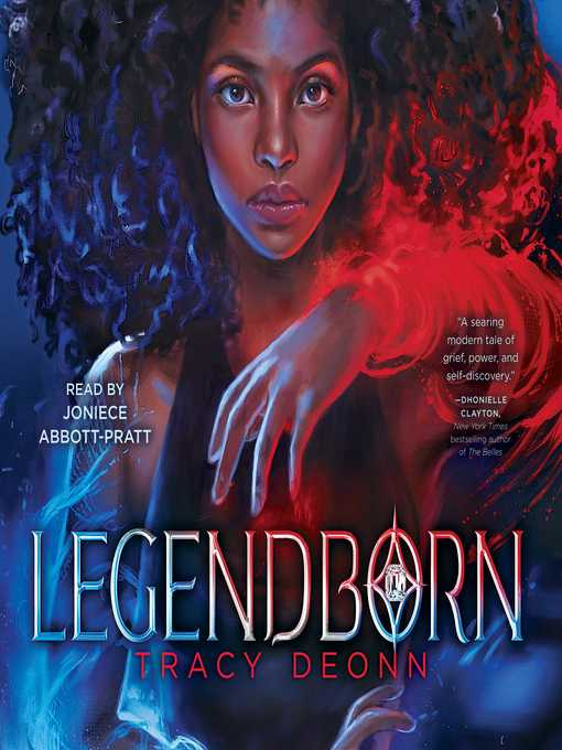 Title details for Legendborn by Tracy Deonn - Wait list