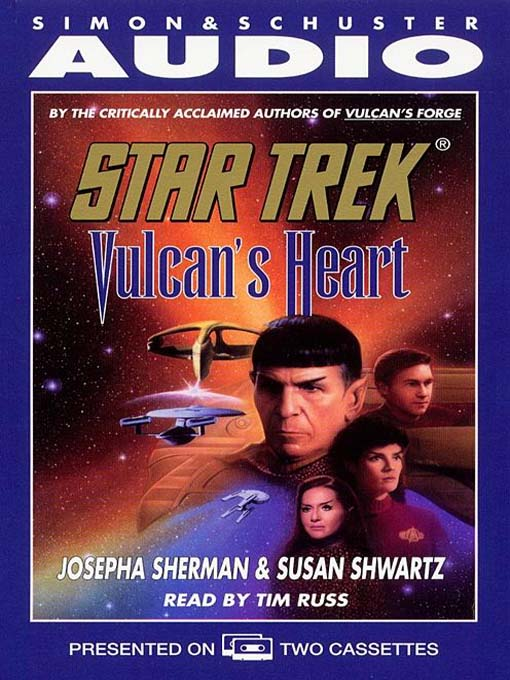 Cover image for Vulcan's Heart