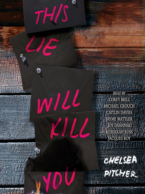 Title details for This Lie Will Kill You by Chelsea Pitcher - Available