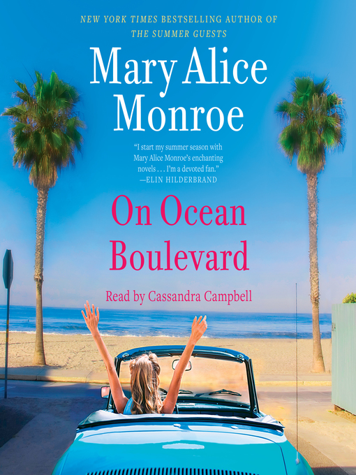 Title details for On Ocean Boulevard by Mary Alice Monroe - Wait list