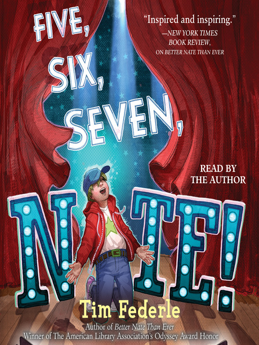 Title details for Five, Six, Seven, Nate! by Tim Federle - Available