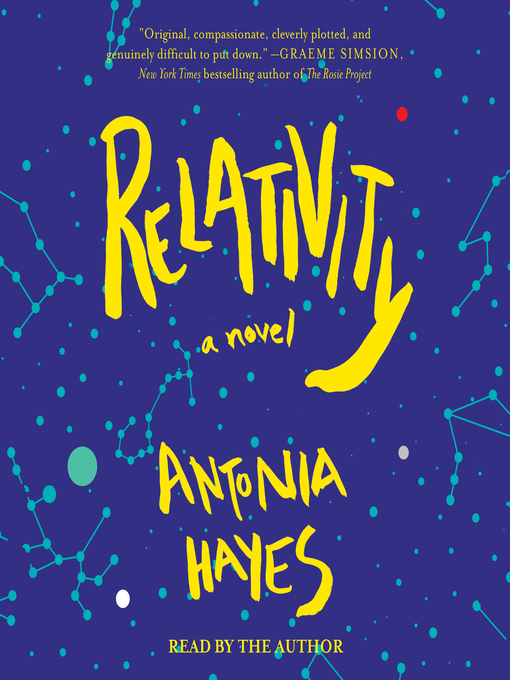 Title details for Relativity by Antonia Hayes - Wait list
