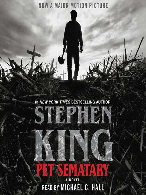 Cover of Pet Sematary