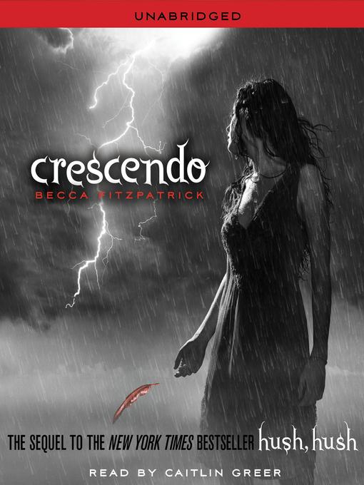 Title details for Crescendo by Becca Fitzpatrick - Wait list