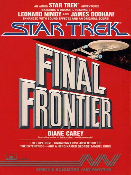 Title details for Final Frontier by Leonard Nimoy - Wait list