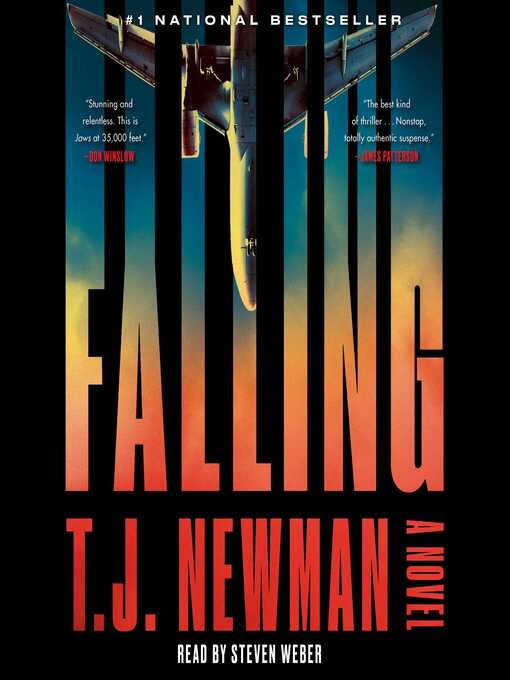 Title details for Falling by T. J. Newman - Available