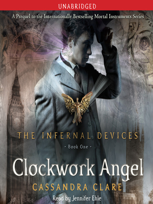 Title details for Clockwork Angel by Cassandra Clare - Wait list