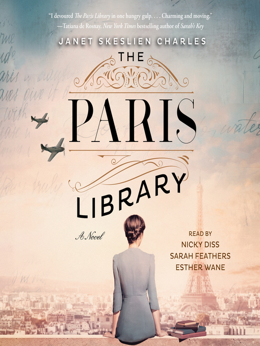 Title details for The Paris Library by Janet Skeslien Charles - Wait list