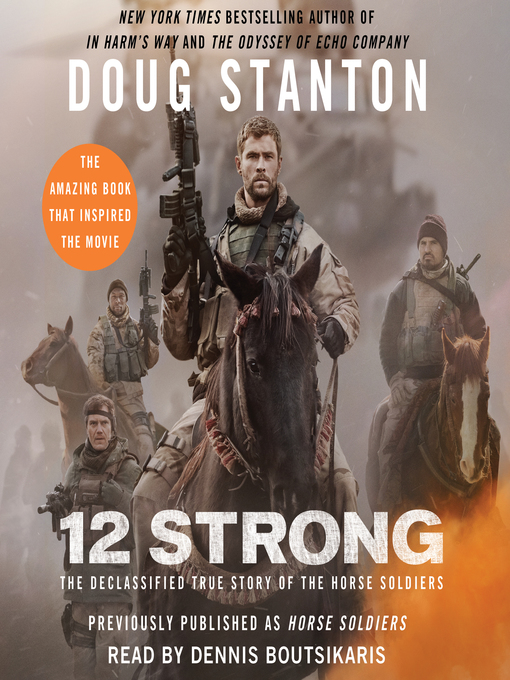 Title details for 12 Strong by Doug Stanton - Available