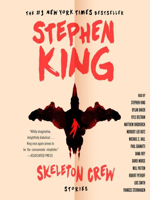 Cover image for Skeleton Crew
