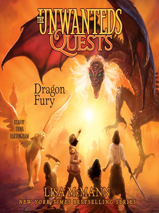 Title details for Dragon Fury by Lisa McMann - Wait list