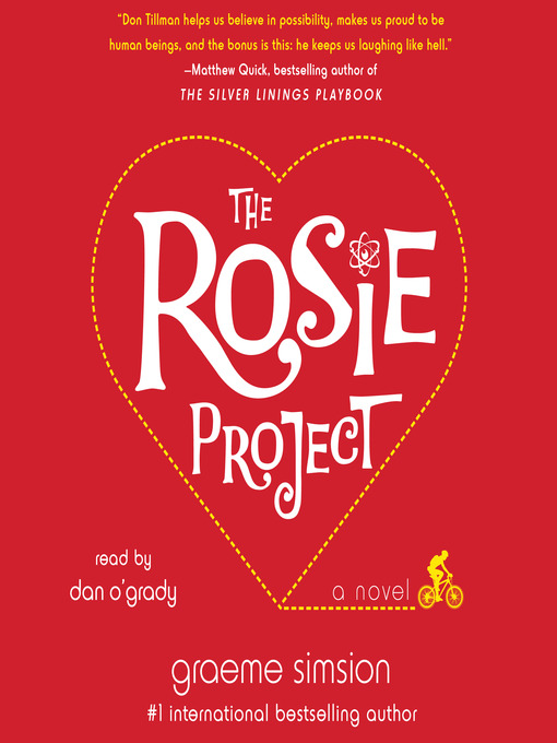 Title details for The Rosie Project by Graeme Simsion - Available