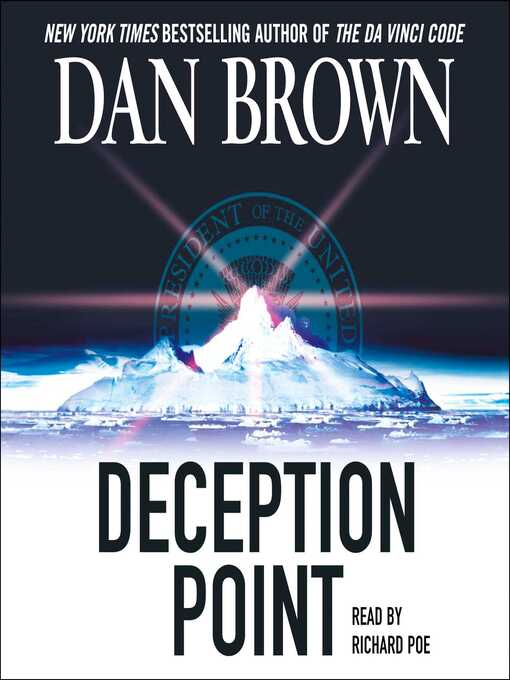 Title details for Deception Point by Dan Brown - Wait list