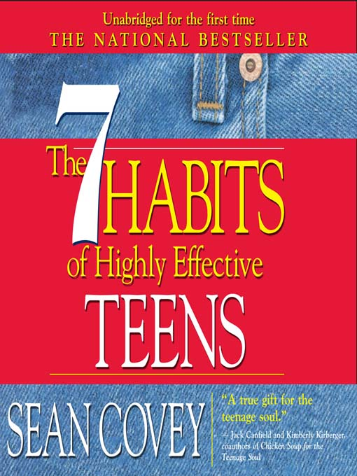 That covey effective habit highly sean teen