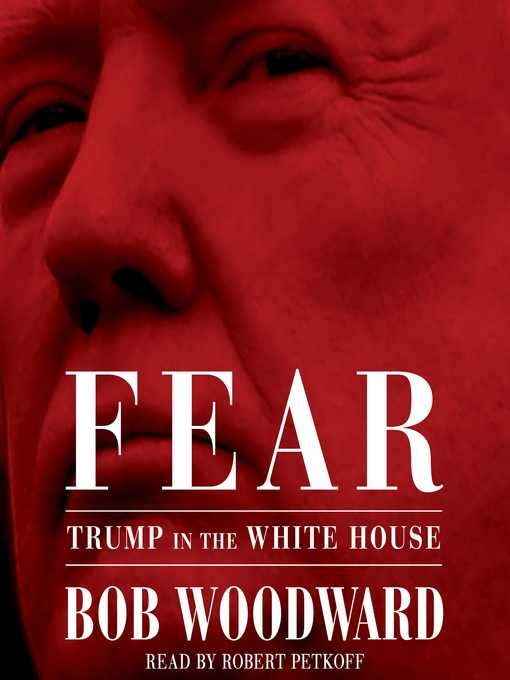 Title details for Fear by Bob Woodward - Available